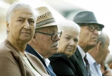Έλληνες ηλικιωμένοι